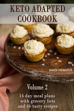Keto adapted cookbook volume 2 universal ebook keto adapted fandeluxe PDF