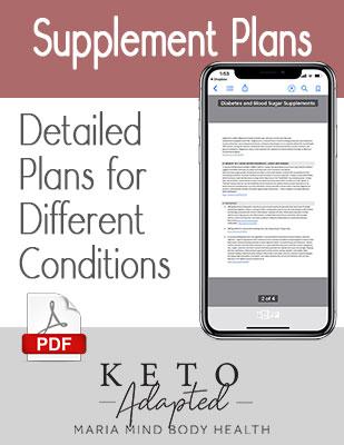 Supplement Plans